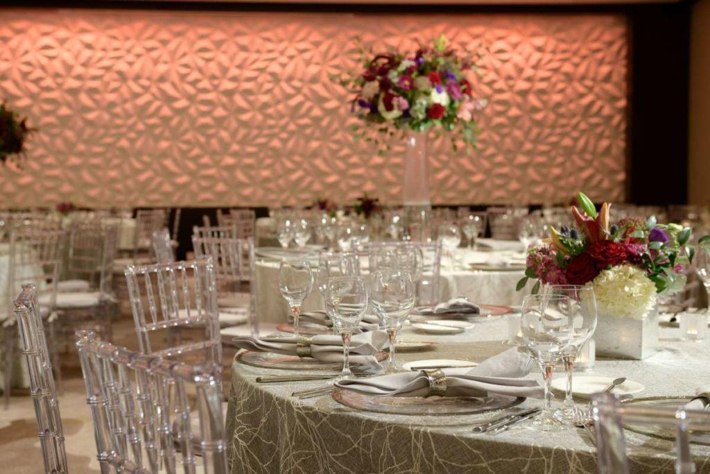 Ballroom-champagne gala, details