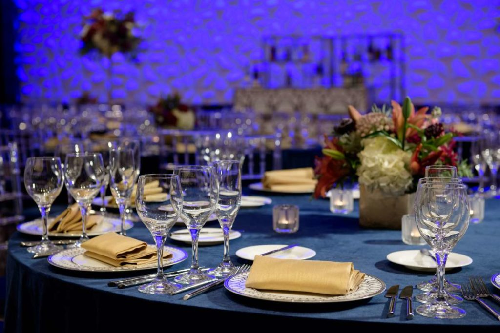 Wedding-Social, detail, table
