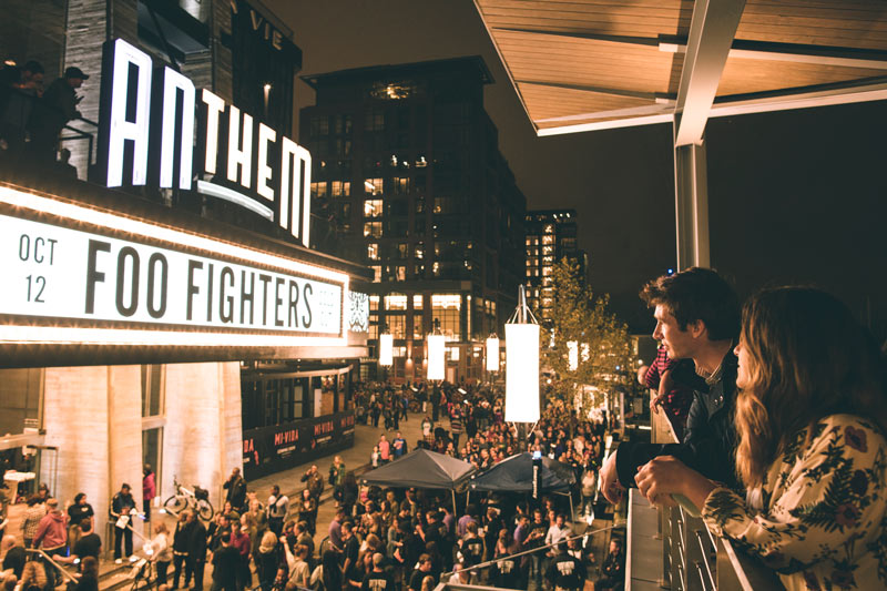 Photo of the The Anthem is a music venue and auditorium in the Southwest Waterfront neighborhood of Washington, D.C. a 5 minute walk from Hilton Washington DC National Mall Hotel